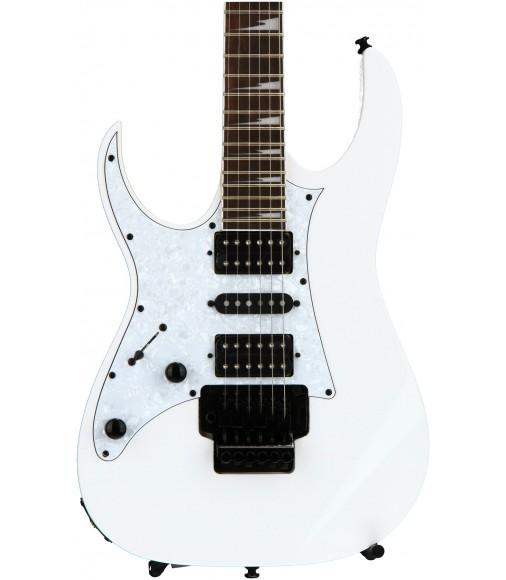 White, Left-handed  Ibanez RG450DXB