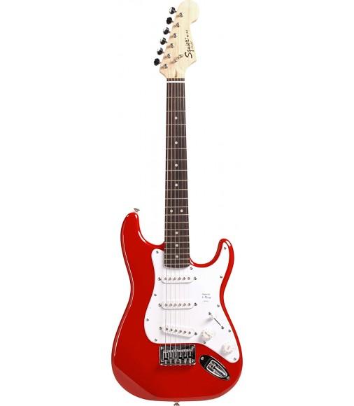 Torino Red  Squier Strat Mini 3/4 scale