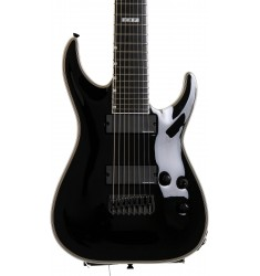 Black  ESP E-II HRFT NT-8B Baritone