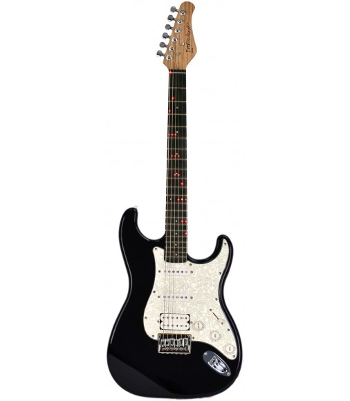 Black  Fretlight FG-521 Guitar Learning System