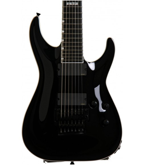 Black  ESP E-II Horizon FR-7