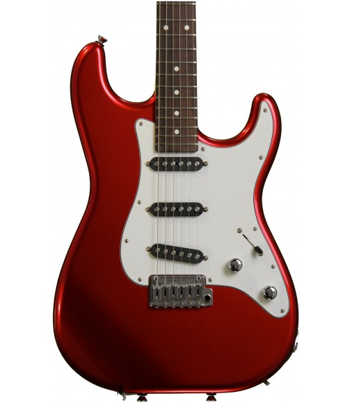 Candy Red  Schecter USA Traditional