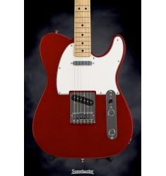 Candy Apple Red  Fender Standard Telecaster