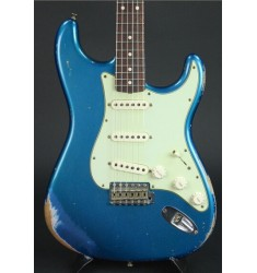 Aged Lake Placid Blue, 2016 Collection  Fender Custom Shop 1961 Relic Stratocaster