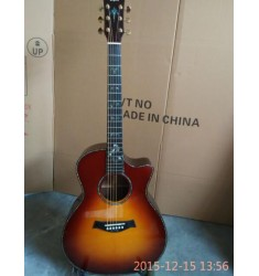 Chaylor 914ce acoustic guitar tabacoo