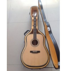 Sale custom solid wood Martin d-45 guitar