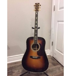 Custom Martin D-41 Sunburst Acoustic Guitar