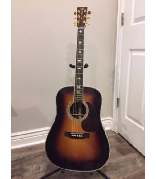 Martin D41 Sunburst Acoustic Guitar