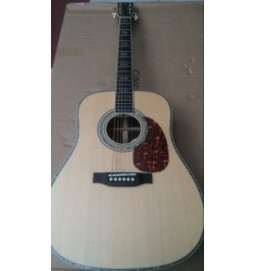 Martin D41 acoustic guitar satin finish