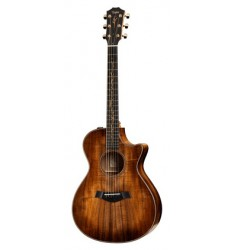 Chaylor Koa K24ce grand auditorium acoustic-electric guitar