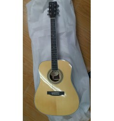 All-solid wood Martin D35 acoustic guitar custom shop