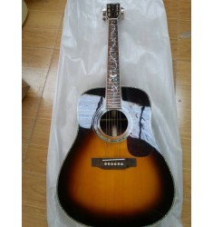 Custom CMF D45 Martin Acoustic Guitar