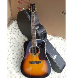 Martin D45s acoustic guitar sunburst