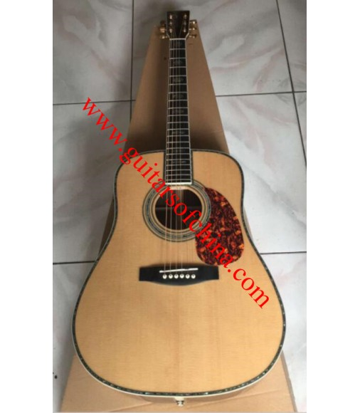 Best acoustic guitar Martin D-45 dreadnought acoustic guitar