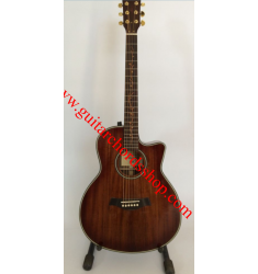 Chaylor k 24ce grand auditorium12 fret acoustic guitar