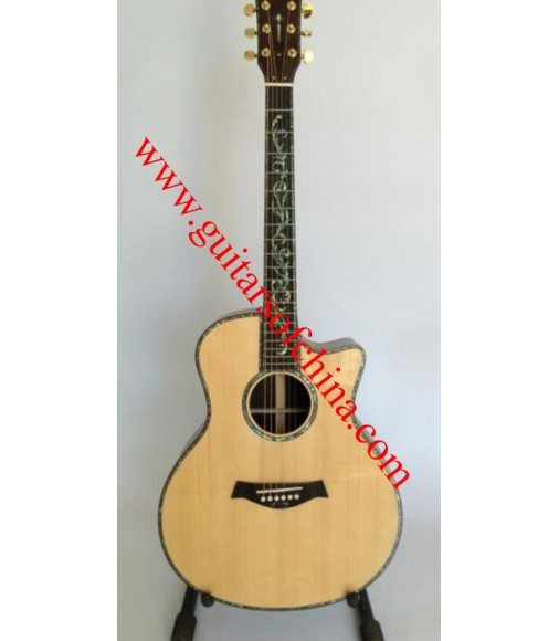 Chaylor ps14ce grand auditorium acoustic guitar custom shop