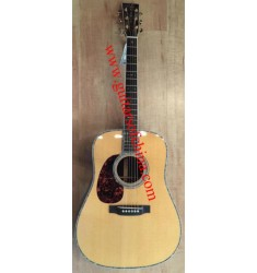 Martin D 45 dreadnought acoustic guitar left handed