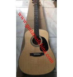 Martin d'28 acoustic electric guitar