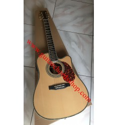 Martin D 45s acoustic guitar dreadnought cutaway
