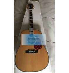 100% Top Quality Custom Martin D-41 Solid Wood Standard Series 2018 New
