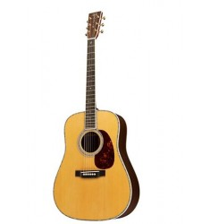 martin vintage series d-45v lefty
