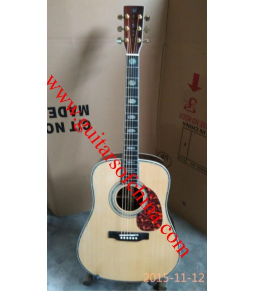 Martin D 45 custom shop acoustic guitar