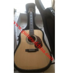 Martin D 45 best acoustic guitar with a case on sale