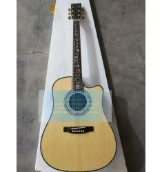 Custom Martin D-45 Cutaway Tree of Life Guitar