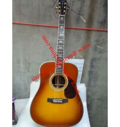 Custom Martin D45 Standard Series Cherry Sunburst