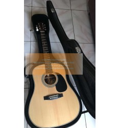 Custom Martin Acoustic Guitar D-28 Solid Sitka Spruce Top