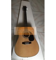 Custom Martin D-28 Natural Reimaged