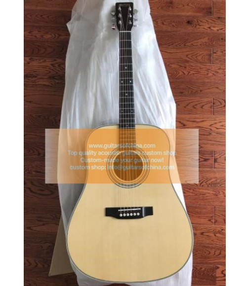 Top Quality Solid Indian Rosewood Custom Martin D28 Hot Sale(2018)