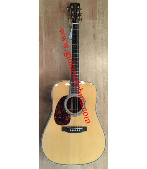 Sale Custom lefty Martin D-45 standard series guitar