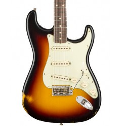 3-color Sunburst, 2016 Collection  Fender Custom Shop 1961 Relic Stratocaster