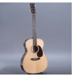 Martin 0000-28H Custom Guitar with Case, Wider Neck