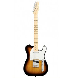 2-Color Sunburst, Ash Body  Fender American Standard Telecaster, Maple