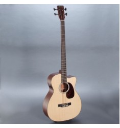 Martin BCPA4 Acoustic-Electric Cutaway Bass Guitar with Case