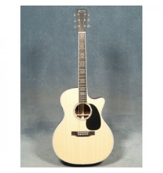 Martin GPC-Aura GT Grand Performance Cutaway Guitar with Case