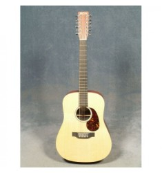 Martin D12X1AE Acoustic-Electric 12-String Guitar