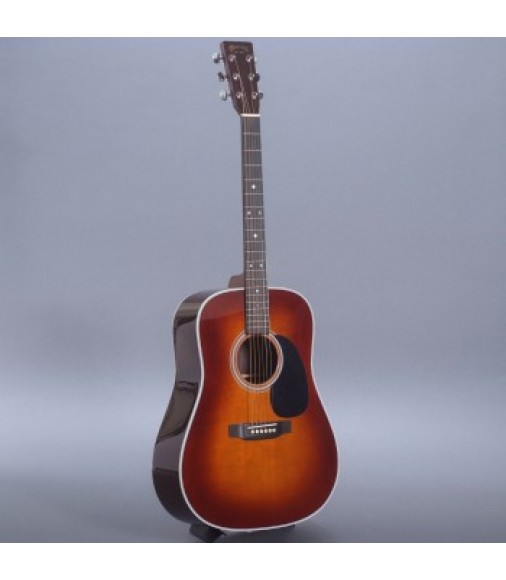 Martin D-28 Ambertone Guitar with Case