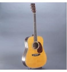 Custom Martin D42 dreadnought acoustic guitar