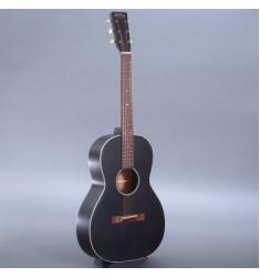 Martin 00-17s Black Smoke Guitar with Case