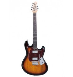 3-tone Sunburst  Sterling StingRay Guitar