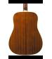 Cibson DR-212 12-String Acoustic Guitar Natural Chrome Hardware