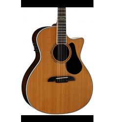 Alvarez Artist Series AG75CE Grand Auditorium Acoustic-Electric Guitar Natural