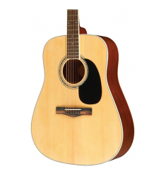 Mitchell MD100 Dreadnought Acoustic Guitar Natural
