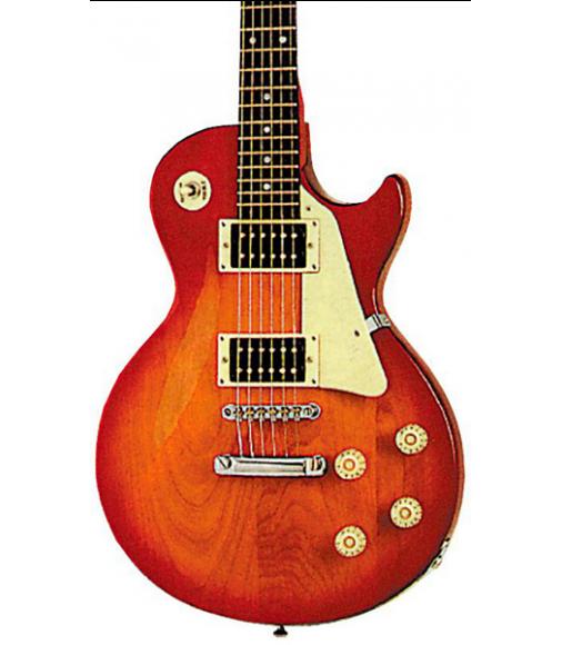 Cibson C-Les-paul 100 Electric Guitar Heritage Cherry Sunburst