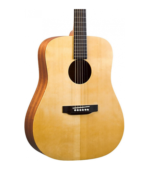 Recording King RD-A3M EZ Tone Dreadnaught Acoustic Guitar Natural