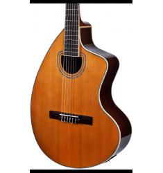Giannini GNCRA SPC Craviola Spruce Classical Guitar Natural