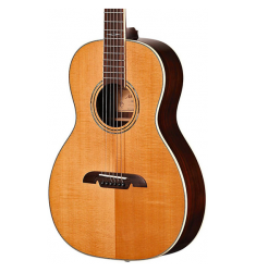 Alvarez AP70L Parlor Left Handed Acoustic Guitar Natural